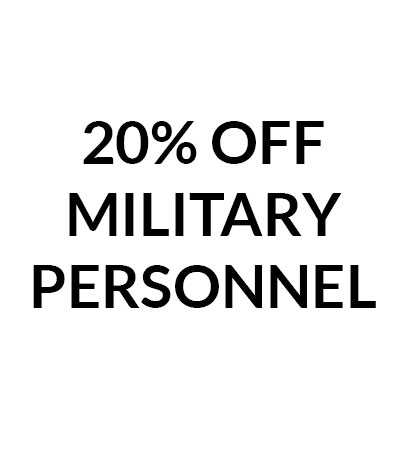 20% OFF Military Forces