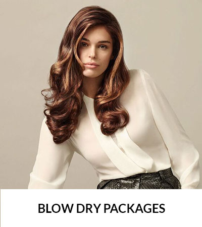 Blow Dry Packages