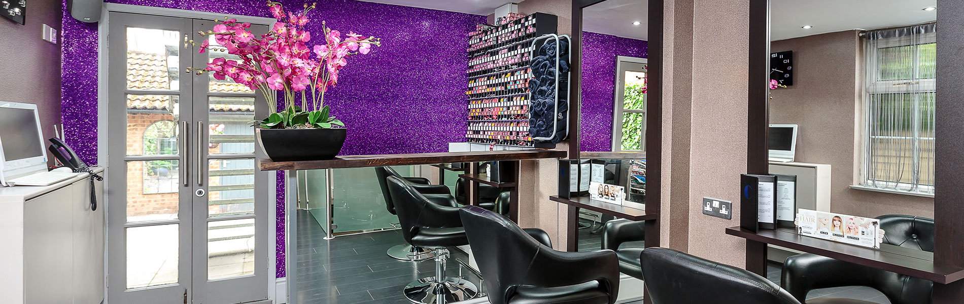 hair and beauty salon weybridge, Surrey