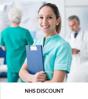 20% NHS Discount