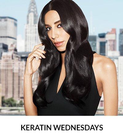 KERATIN-WEDNESDAYS