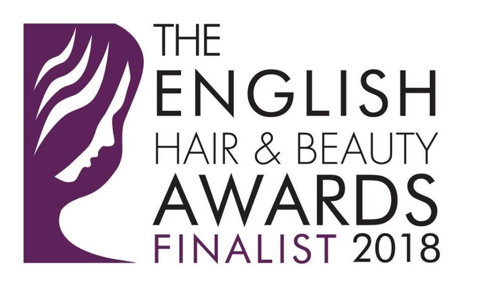 Were English Hair & Beauty Awards 2018 Finalists!