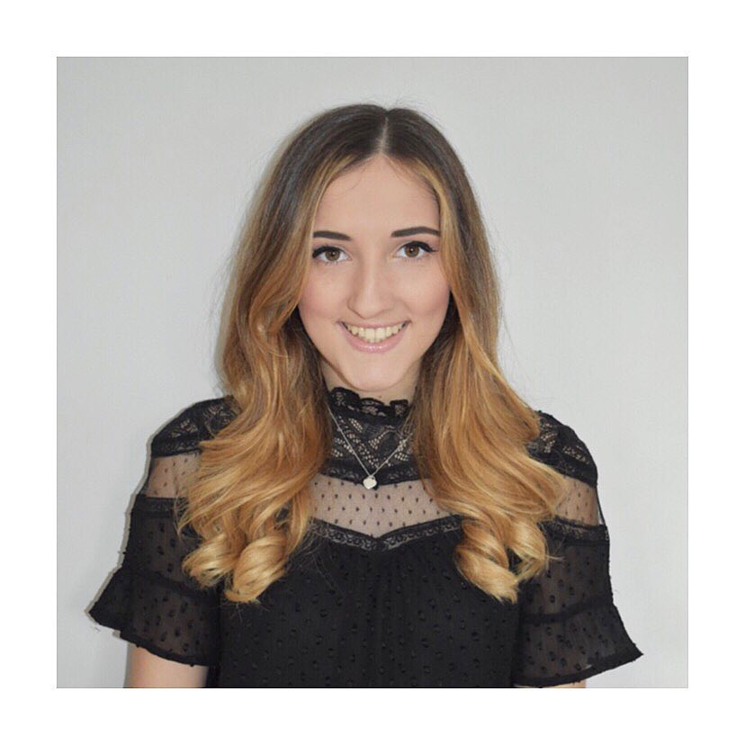 Introducing Our Newest Stylist, Francesca