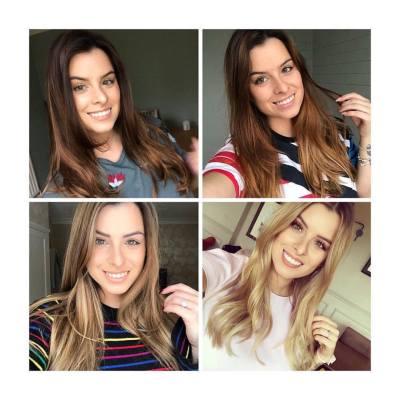 hair colour salon Weybridge
