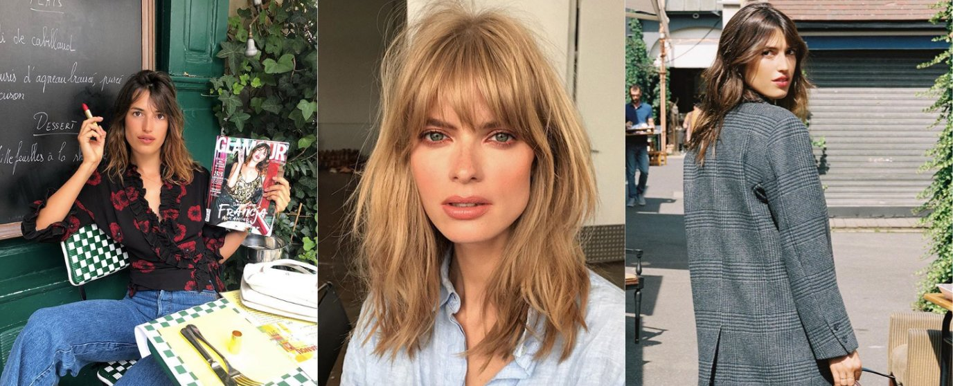 Oh Là Là! Why You Need To Try A French-Girl Fringe