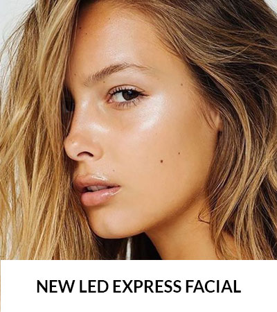 Why You Need To Try The New LED Express Facial