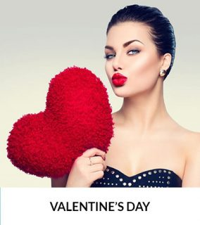 Get Date Ready – Hair & Beauty Preparations For Valentine's Day!