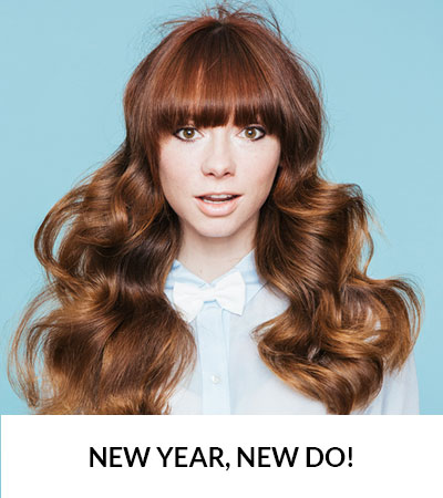 New Year, New 'Do!