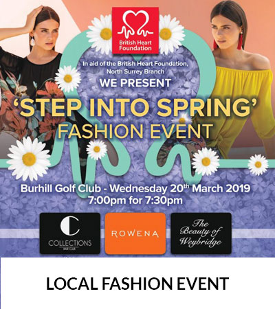 Collections Hair Club To Sponser BHF Fashion Event