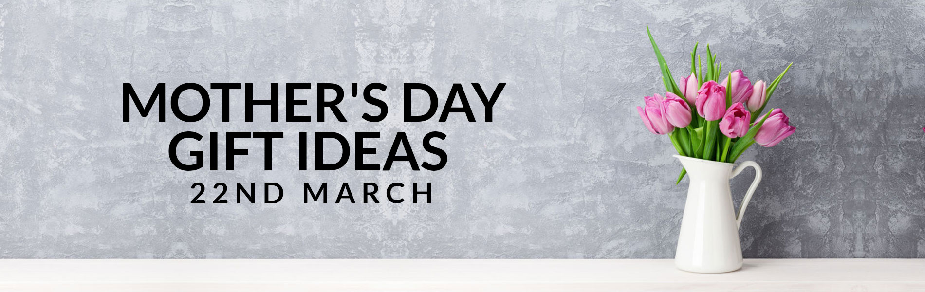 mothers day homepage banner