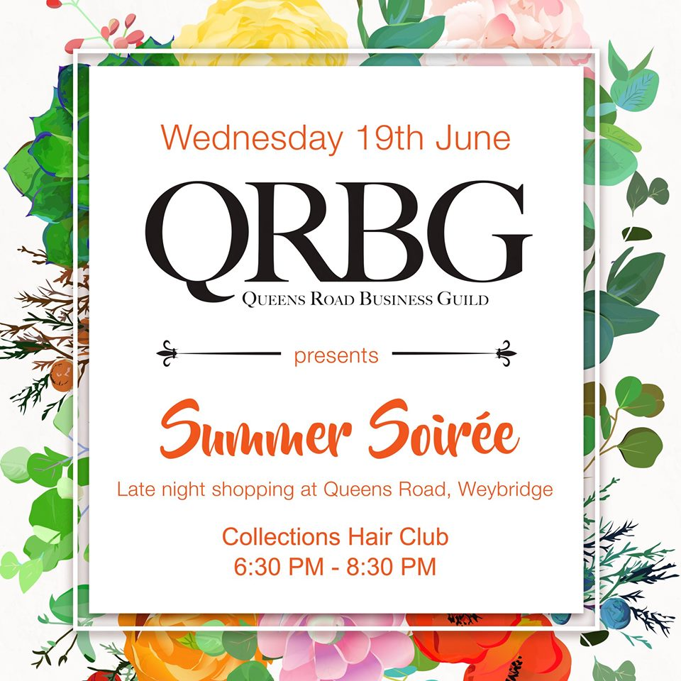 Join Us For Collections Annual Summer Event – Wednesday 19th June!