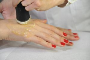 Hand treatment Top weybridge beauty salon