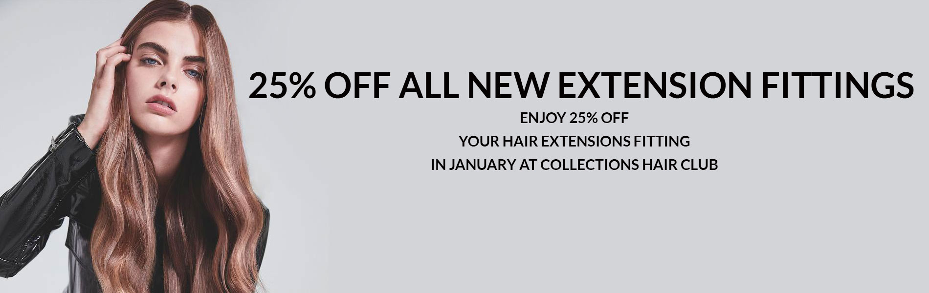 25 off all new extension fittings banner 2