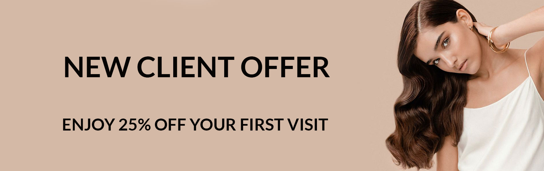 new client offer New To Collections Enjoy 25 OFF 4