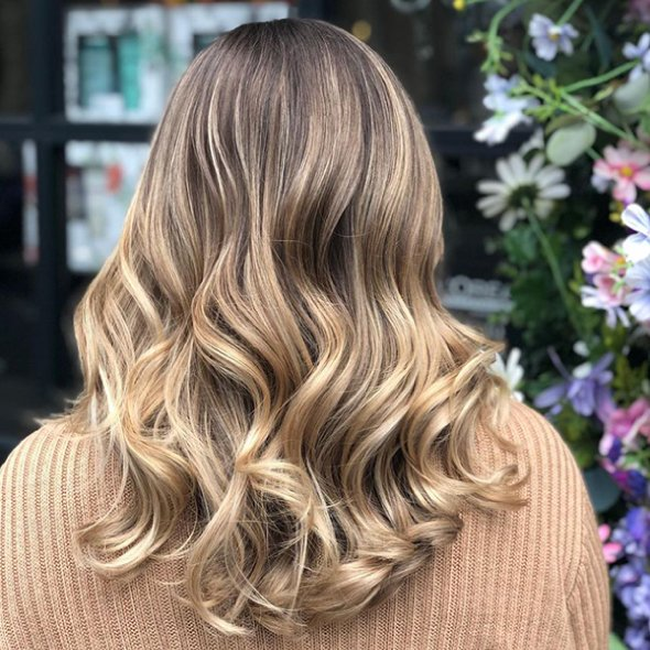 The Best Hair Extensions Salon in Weybridge, Surrey