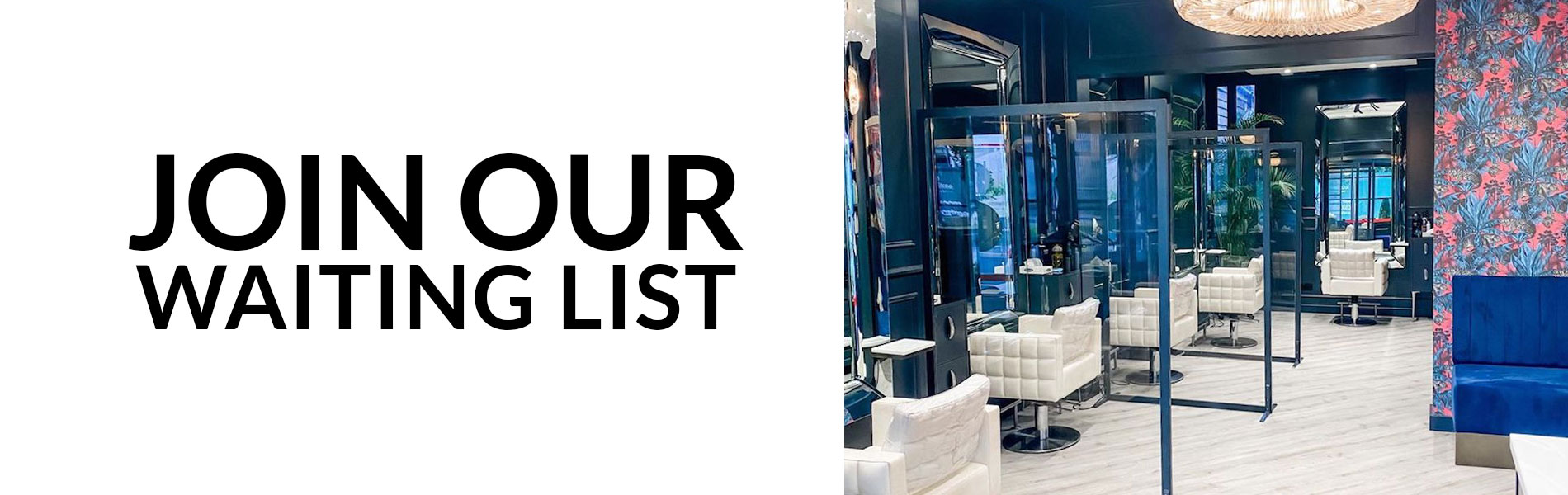 Join Our Waiting List banner
