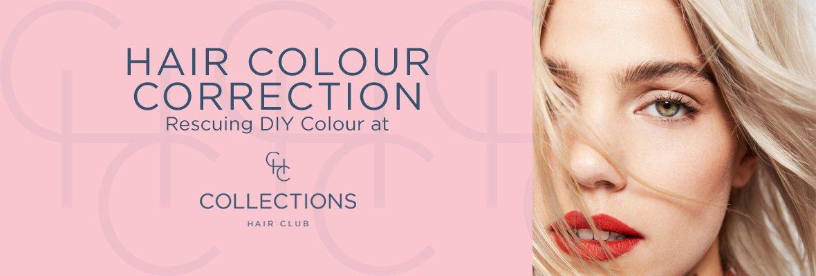 Collections Hair Colour Correction