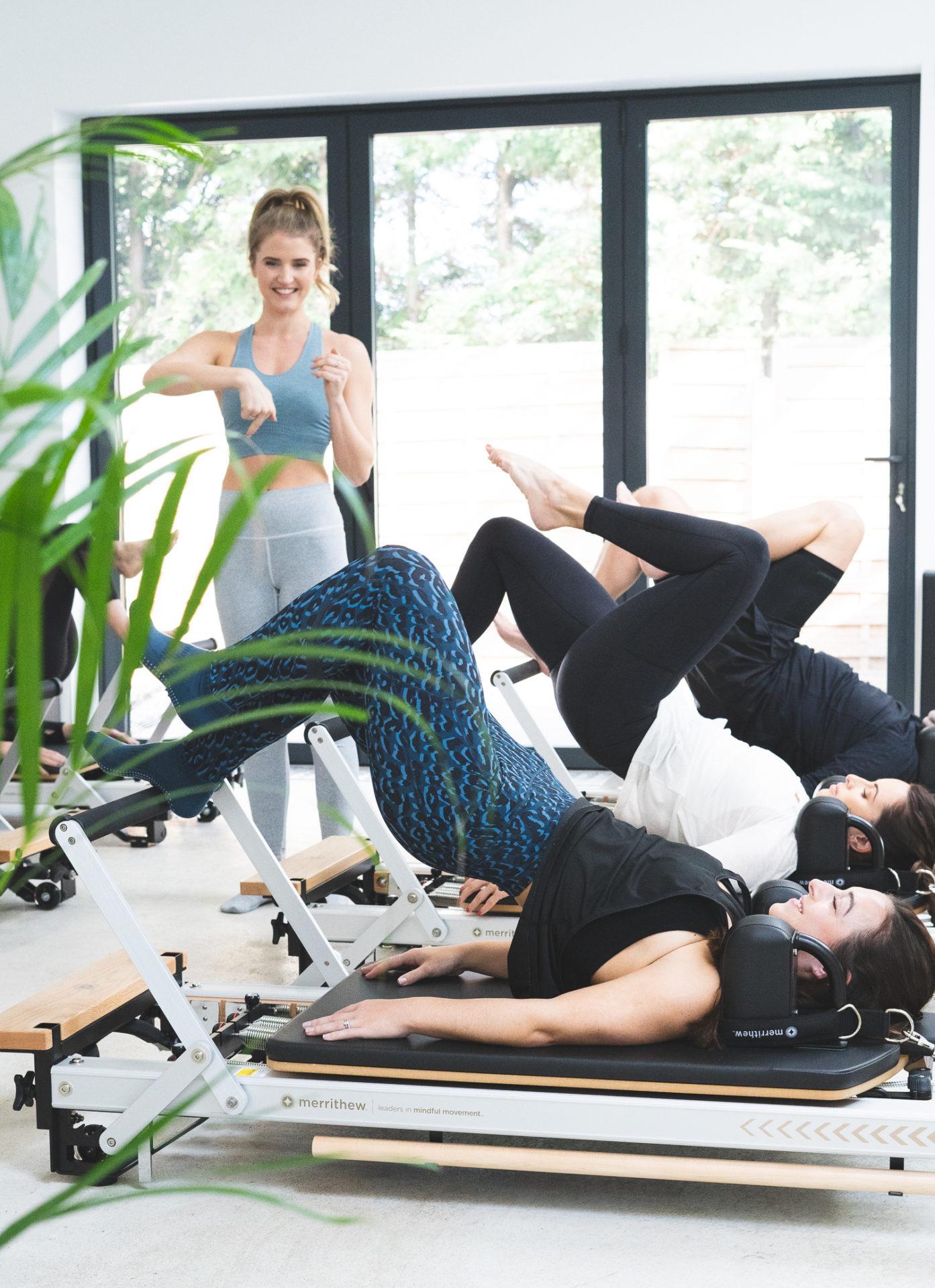 Welcome to Pilates Hub Weybridge