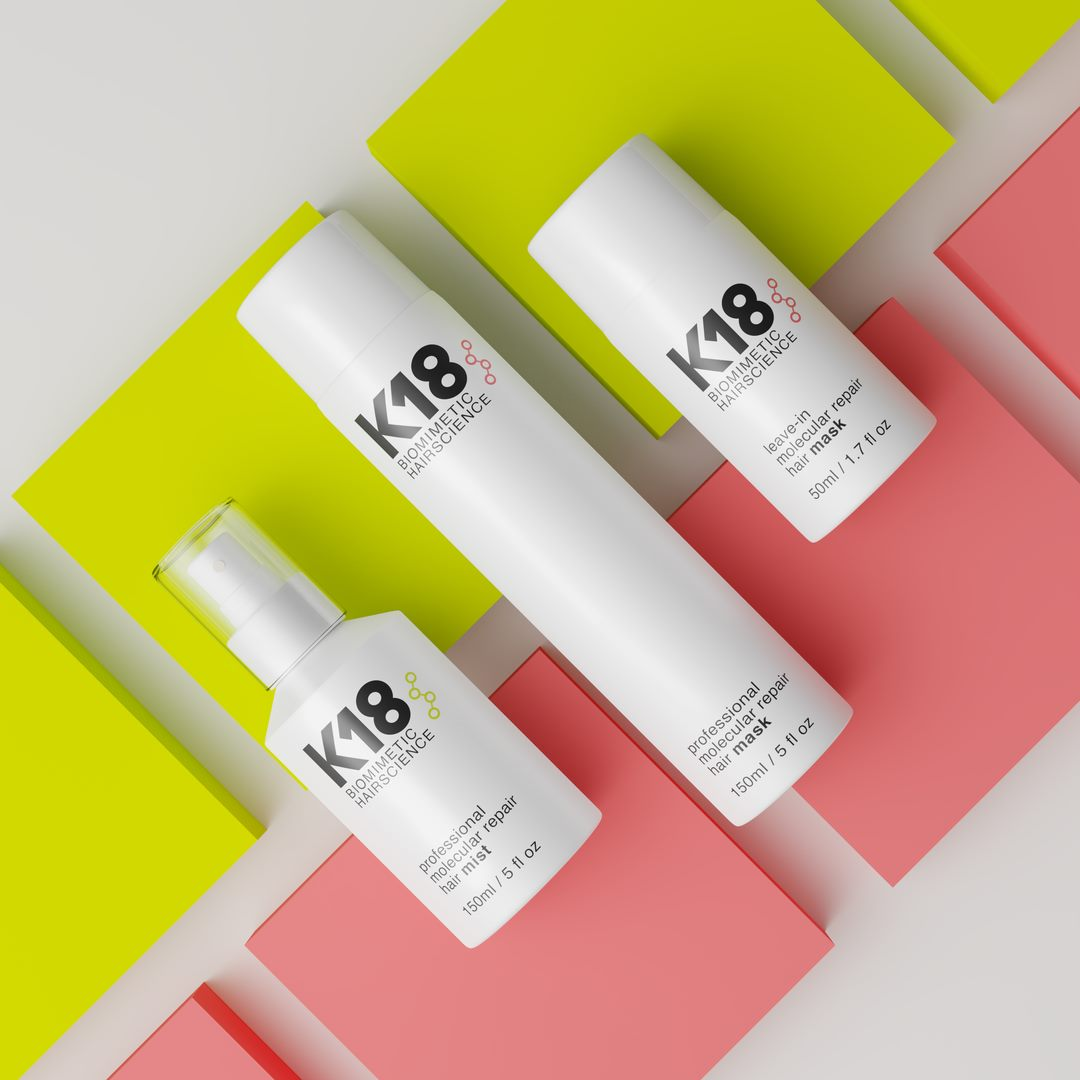 Introducing K-18 Miracle Mask Hair Treatment