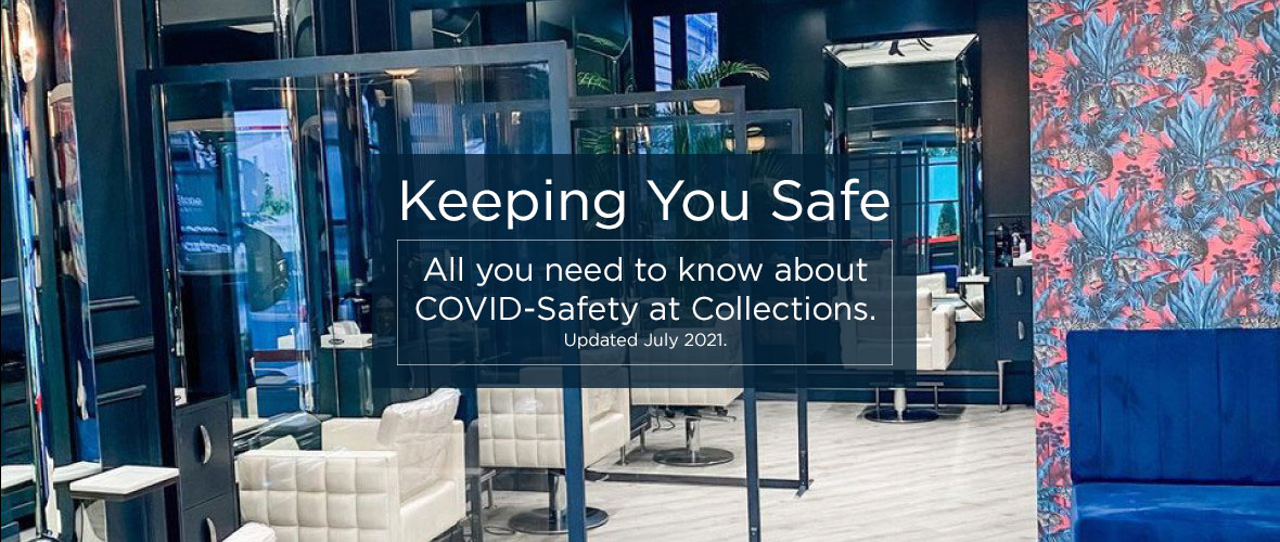 Collections Keeping You Safe Banner